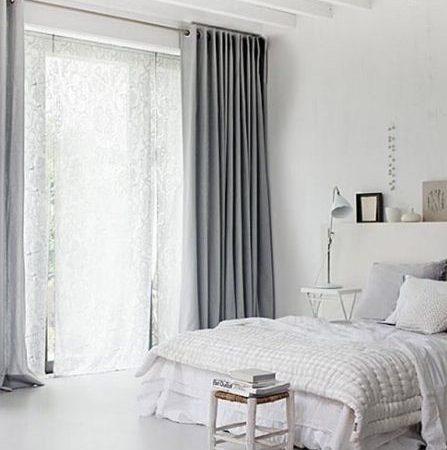 Een gietvloer in de slaapkamer: vijf keer inspiratie