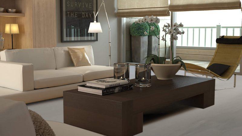 Een gietvloer in iedere ruimte in huis